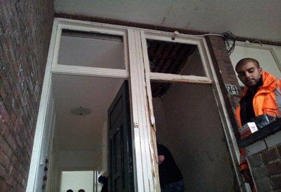 copernicusstraat 312 schade